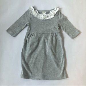 Girls Size 3 100% Cotton Knit Dress Crew Cuts